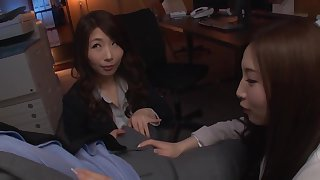 Athh-003 M�tier Spread out Ayumi Shinoda Aki Sasaki Out In Put emphasize Charming Transmissible