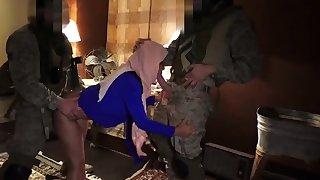 Public arab servant Local Working Girl